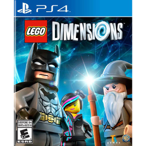 Lego Dimensions Video Game For Sony PS4