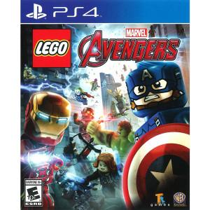 Lego Marvel Avengers Video Game For Sony PS4