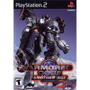 Armored Core 2: Another Age Video Game For Sony PS2