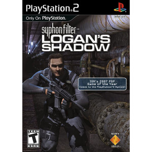 Syphon Filter Logan's Shadow Video Game For Sony PS2