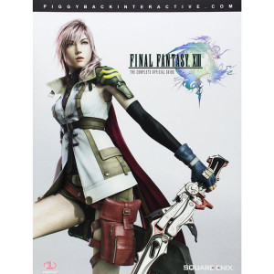 Final Fantasy XIII Piggyback Complete Official Guide For Sony PS3 and Microsoft Xbox 360