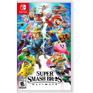Super Smash Bros. Ultimate Video Game for Nintendo Switch