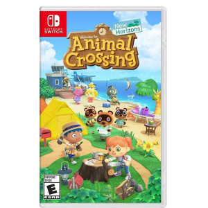 Animal Crossing New Horizons Video Game for Nintendo Switch