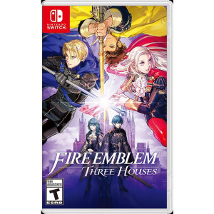 Fire Emblem Three Houses Video Game for Nintendo Switch