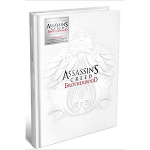 Assassin's Creed Brotherhood Complete Official Guide Collector's Edition Piggyback and Prima For Microsoft Xbox 360 and Sony PS3