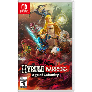 Hyrule Warriors Age of Calamity Video Game for Nintendo Switch