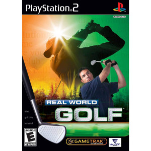 Real World Golf Video Game For Sony PS2