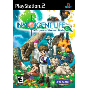 Innocent Life A Futuristic Harvest Moon Special Edition Video Game For Sony PS2