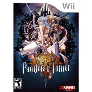 Pandora's Tower Video Game For Nintendo Wii