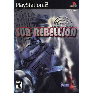 Sub Rebellion Video Game For Sony PS2