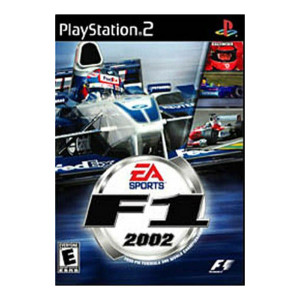 F1 2002 Video Game For Sony PS2
