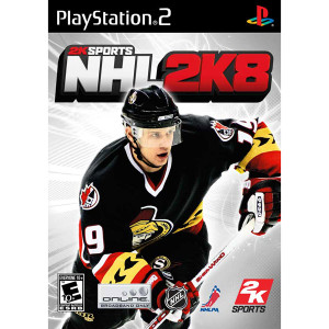 NHL 2K8 Video Game For Sony PS2