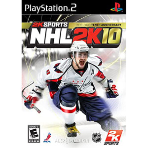 NHL 2K10 Video Game For Sony PS2