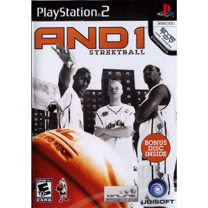And 1 Streetball Video Game For Sony PS2