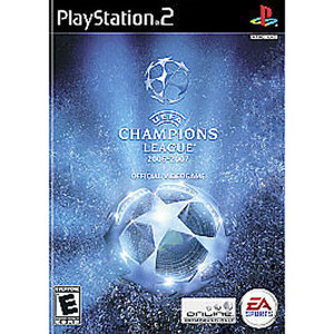 UEFA Champions League 2006-2007 Video Game For Sony PS2