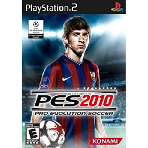 Pro Evolution Soccer 2010 Video Game For Sony PS2
