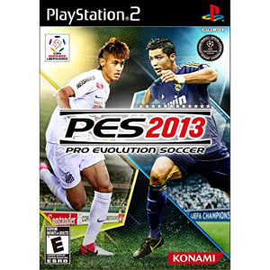 Pro Evolution Soccer 2013 Video Game For Sony PS2