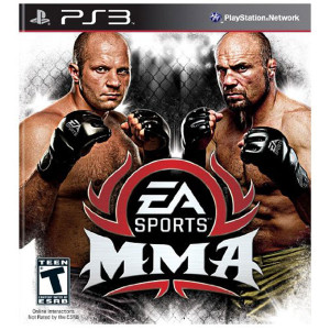 MMA Video Game For PS3