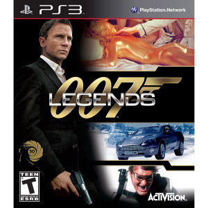 007 Legends Video Game For Sony PS3