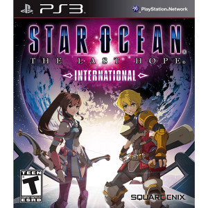 Star Ocean The Last Hope International Video Game For Sony PS3