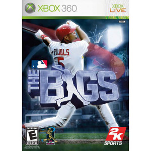 The Bigs Video Game For Microsoft Xbox 360