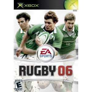Rugby 06 Video Game For Microsoft Xbox
