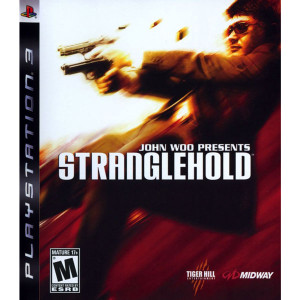 John Woo Presents Stranglehold Video Game For Sony PS3