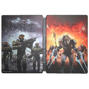 Halo Wars (Steelbook) Video Game For Microsoft Xbox 360
