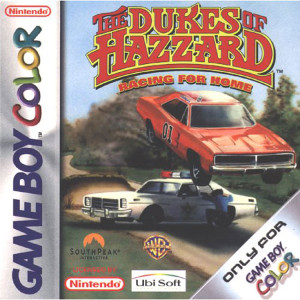 Dukes of Hazzard Racing for Home Video Game For Nintendo GBC