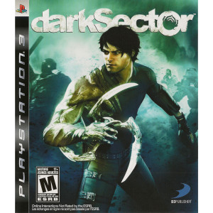 Dark Sector Video Game For Sony PS3