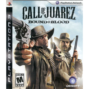 Call of Juarez Bound in Blood Video Game For Sony PS3