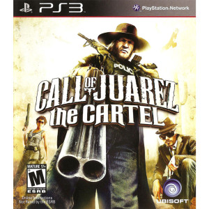Call of Juarez the Cartel Video Game For Sony PS3