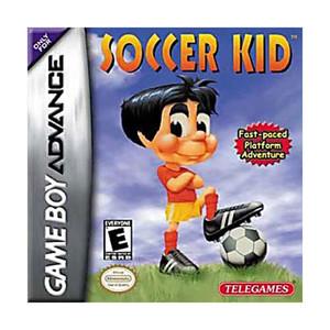 Soccer Kid Video Game For Nintendo GBA