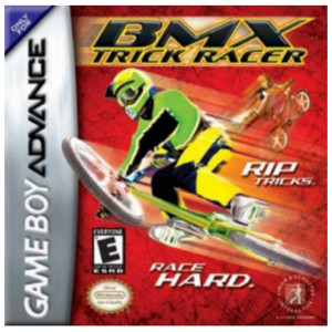 BMX Trick Racer Video Game For Nintendo GBA