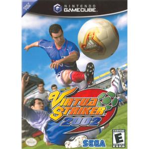 Virtua Striker 2002 Video Game For Nintendo GameCube