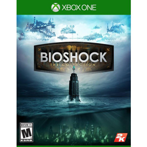 Bioshock The Collection Video Game For Microsoft Xbox One