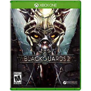 Blackguards 2 Video Game For Microsoft Xbox One