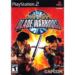 Onimusha Blade Warrior Video Game For Sony PS2