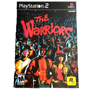 The Warriors Video Game For Sony PS2