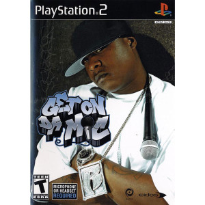Get On Da Mic Video Game For Sony PS2