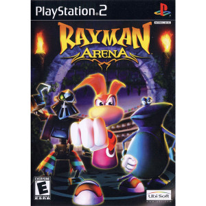 Rayman Arena Video Game For Sony PS2
