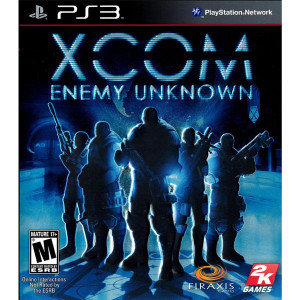 XCOM Enemy Unknown Video Game For Sony PS3