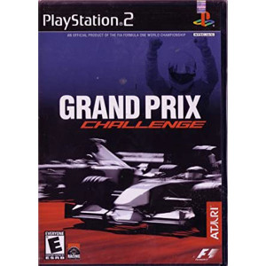 Grand Prix Challenge Video Game For Sony PS2