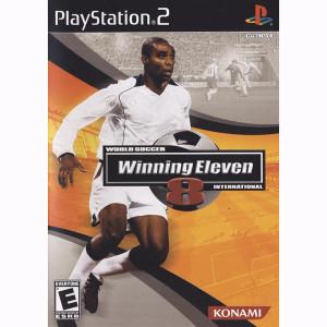 World Soccer Winning Eleven 8 International Video Game For Sony PS2
