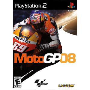MotoGP 08 Video Game For Sony PS2