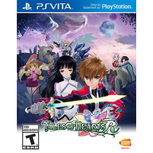 Tales of Heart R Video Game For PSVita