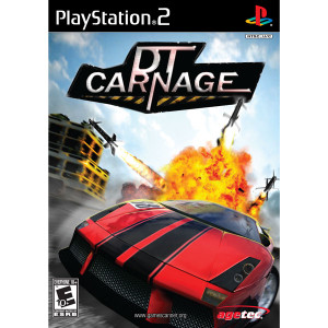 DT Carnage Video Game For Sony PS2