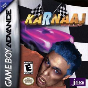 Karnaaj Rally Video Game For Nintendo GBA