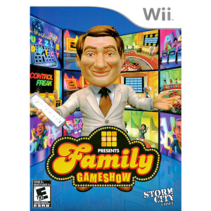 Family Gameshow Video Game For Nintendo Wii