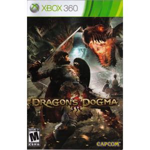 Dragon's Dogma Video Game For Microsoft Xbox 360